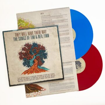 The Songs Of Tim & Neil Finn - They Will Have Their Way (Limited Red/Blue Vinyl)